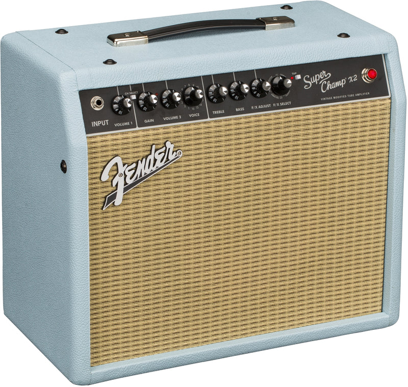 Limited Edition Fender Super Champ X2 Ragin' Cajun