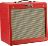 Fender Pro Junior IV - British Red, (Limited Edition w/Greenback)
