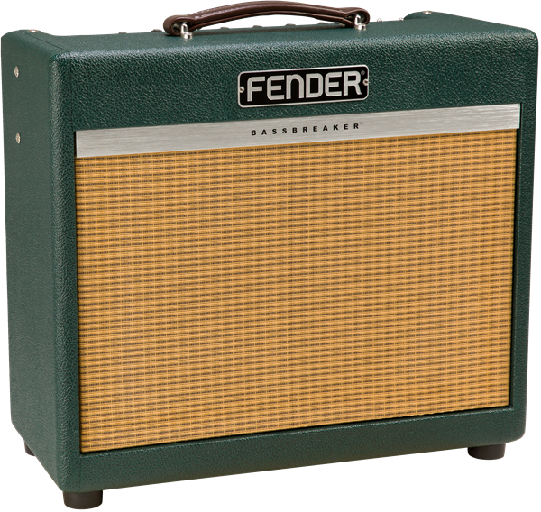 Fender FSR 'Factory Special Run' Bassbreaker 15 'British Green' Limited Edition