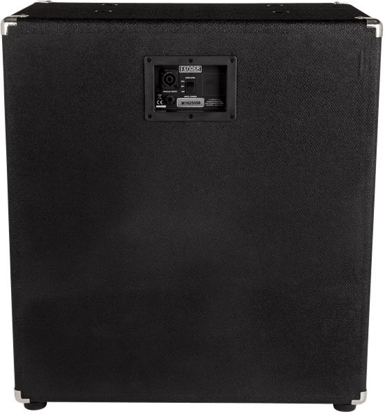 Fender Rumble 410 Speaker Cabinet - Guitar Station
