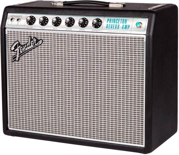 Fender '68 Custom Princeton Reverb - Guitar Station