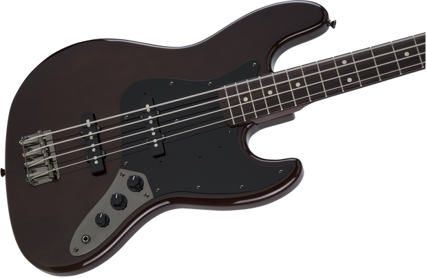 Fender MIJ Traditional '60s Jazz Bass - Walnut