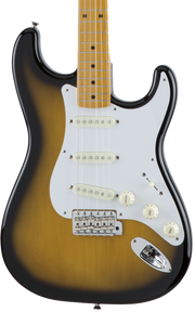 Fender MIJ Traditional '50s Stratocaster - 2-Colour Sunburst