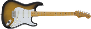 Front photo of Fender MIJ Traditional '50s Stratocaster - 2-Colour Sunburst