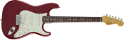 Front of Fender MIJ Traditional '60 Stratocaster - Torino Red