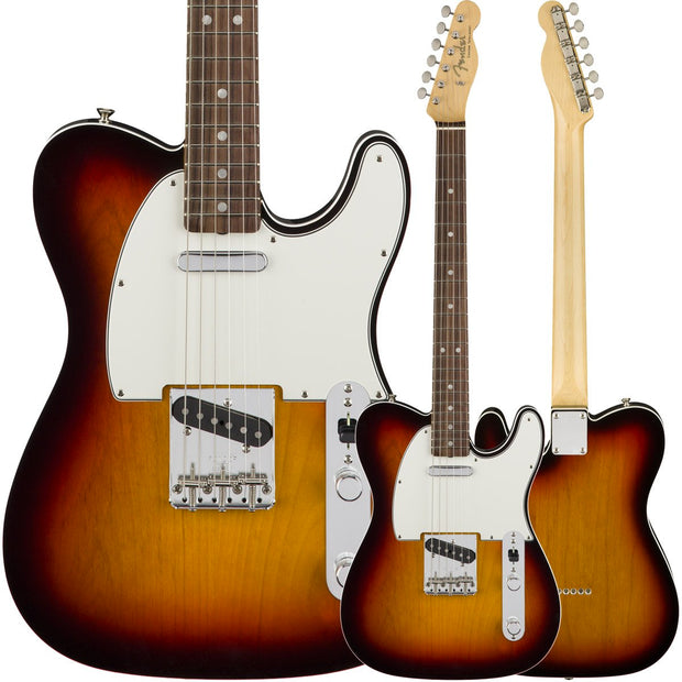 Fender American Original '60s Telecaster - 3 Colour Sunburst
