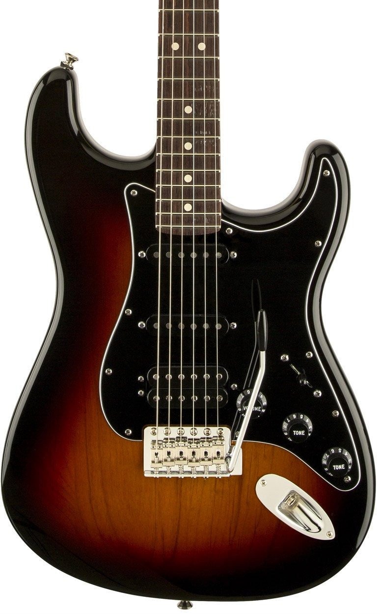 Fender American Special Stratocaster HSS - 3-Colour Sunburst RW