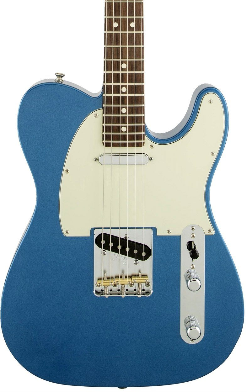 Fender American Special Telecaster - Lake Placid Blue RW