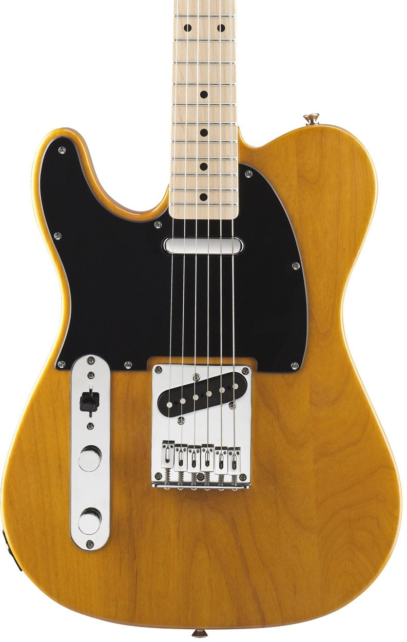 First pic of Squier Affinity Telecaster - Butterscotch Blonde, Left Handed