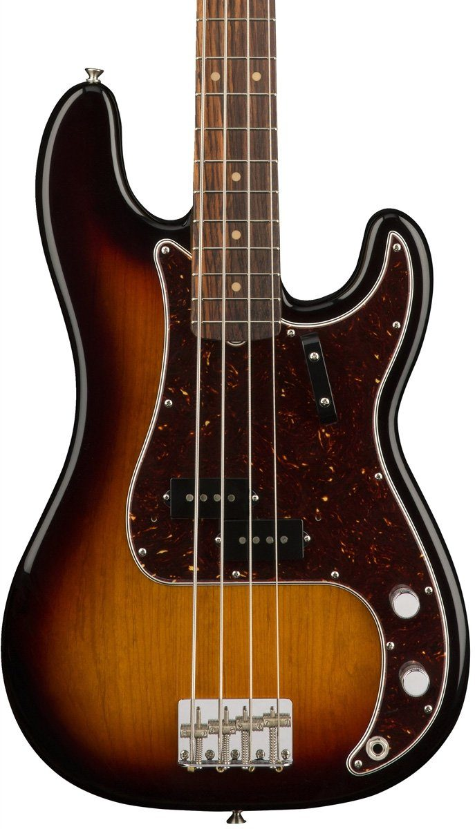 Fender American Original '60s Precision Bass - 3-Colour Sunburst RW