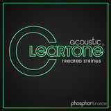 Cleartone Phosphor Bronze Acoustic Guitar Strings - World's Best Guitar Strings