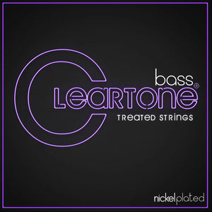Cleartone Bass Guitar Strings - World's Best Bass Strings