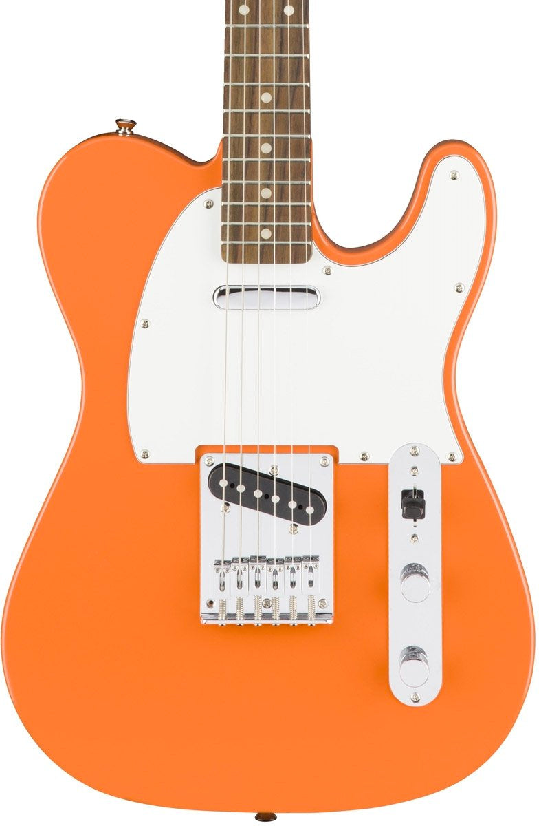 Squier Affinity Telecaster - Competition Orange