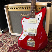 Exclusive Limited Fender Japan Jazzmaster Traditional '60s - Candy Apple Red LEFT HANDED
