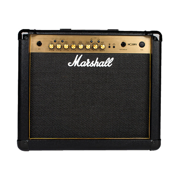 Marshall MG30FX 30W Combo With Digital Effects - Gold Series