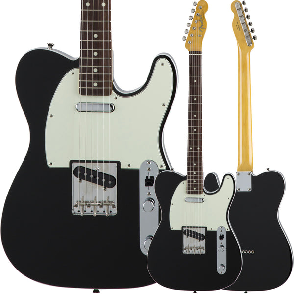 Fender MIJ Traditional '60s Telecaster Custom - Black