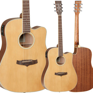 Tanglewood Winterleaf Dreadnought Acoustic/Electric