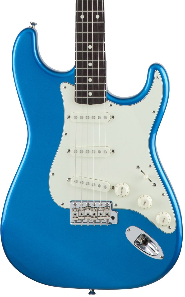 Fender MIJ Traditional '60s Stratocaster - Candy Blue