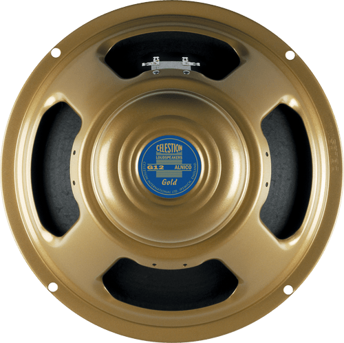Celestion Gold Alnico Speaker T5471 - 50w, 8ohm - Guitar Station