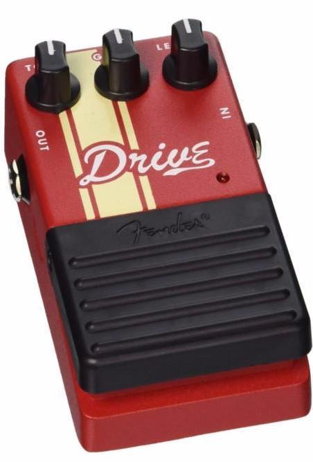 Fender Competition Drive - Overdrive Pedal