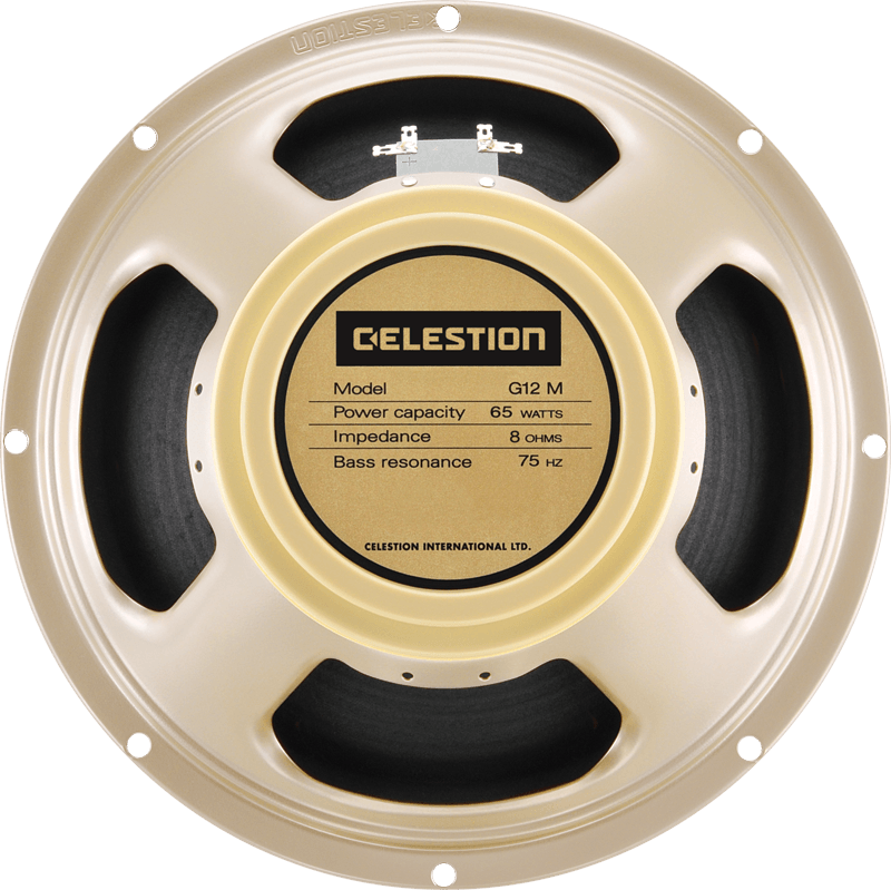 Celestion G12M-65 Creamback T5864 - 65w, 8ohm - Guitar Station