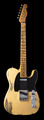 Fender Custom Shop NAMM Limited Edition '51 Nocaster - Faded Nocaster Blonde, Heavy Relic