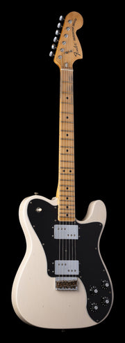 Fender Custom Shop Exclusive 1972 Telecaster Deluxe - Dirty White Blonde, Journeyman Relic