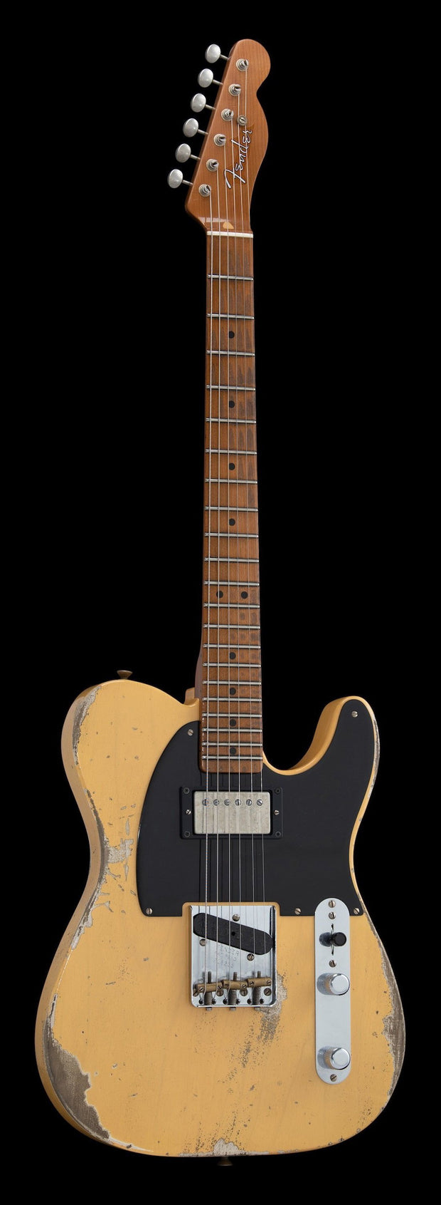 Fender Custom Shop NAMM Limited Edition '51 Telecaster HS - Nocaster Blonde, Heavy Relic