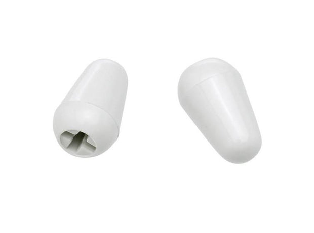 Fender Switch Tip - Strat, White