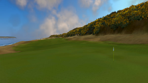 Castle Stuart - FSX 2018 Course