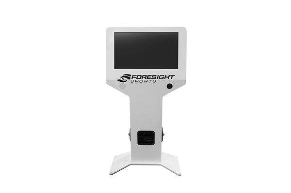 GC2-Kiosk Launch Monitor + Touch Screen