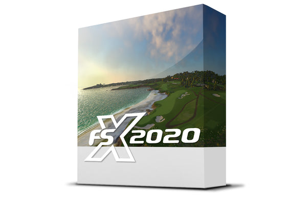 FSX 2020 Software Full-Purchase