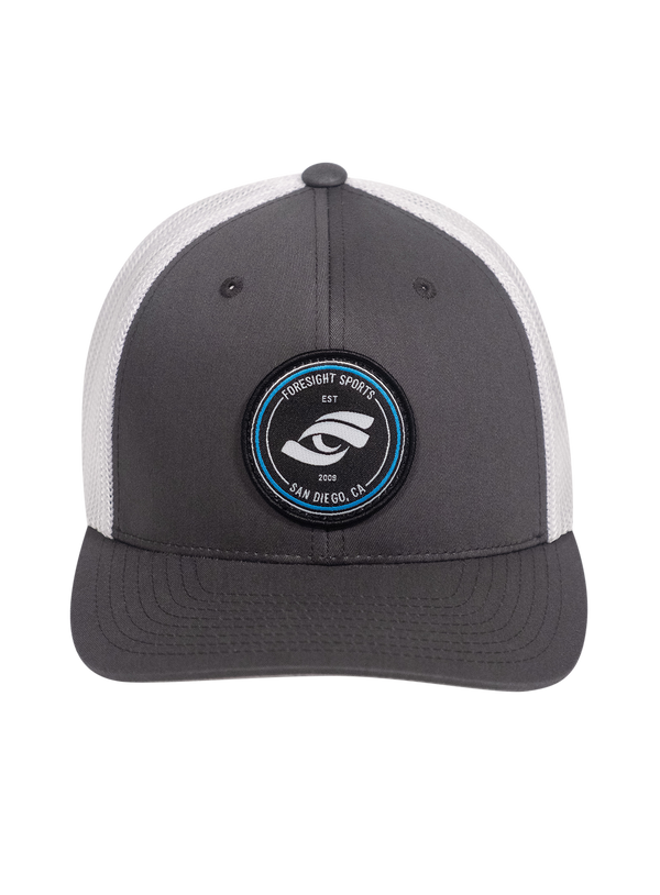 FlexFit Patch Trucker Hat