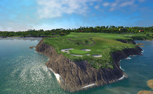 Pebble Beach Golf Links<sup>®</sup> – FSX Course