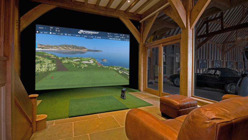 Golf Simulator by Foresight Sports