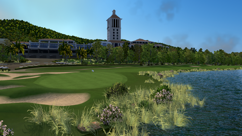 Mission Hills - Olazabal Course