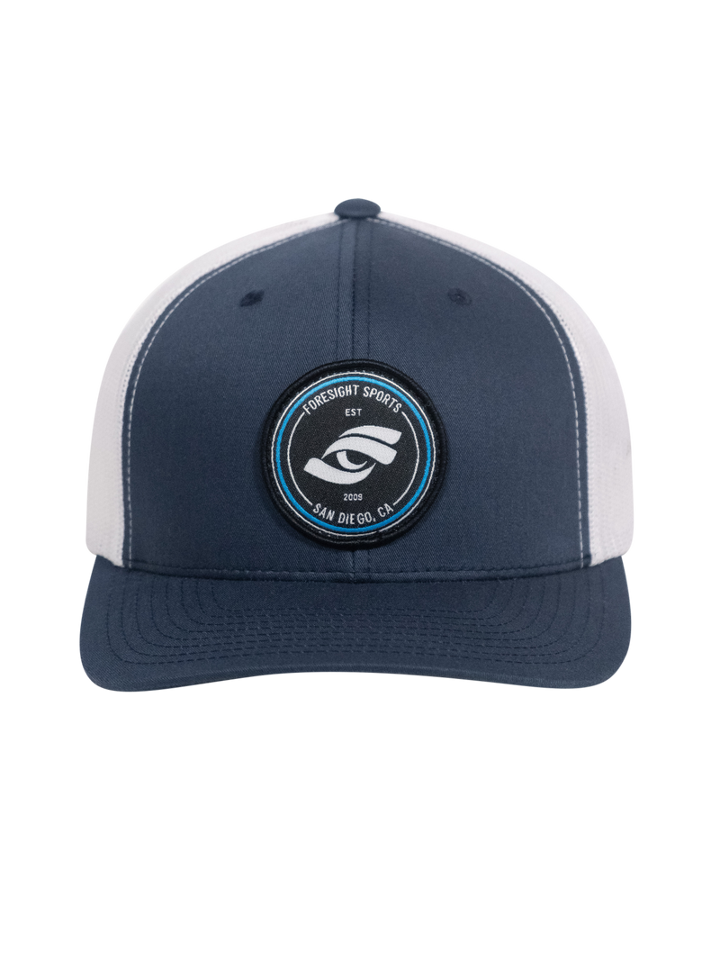 Snapback Patch Trucker Hat