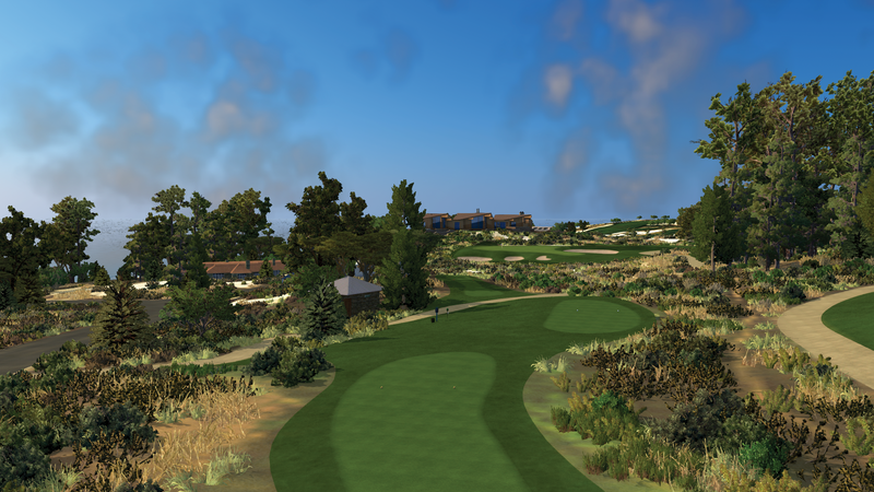 Pebble Beach Golf Links®, Spyglass Hill® Golf Course & The Links at Spanish Bay™ Bundle