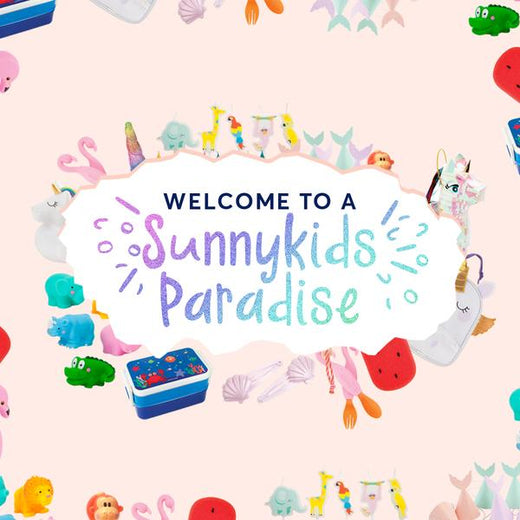 Introducing a Sunnykids Paradise...