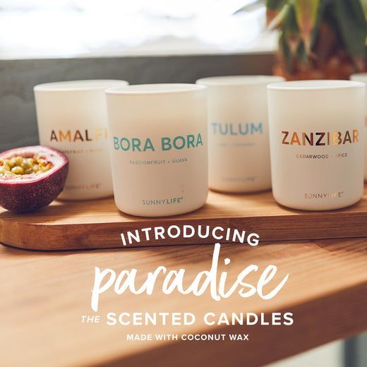 Introducing Paradise | The Scented Candles