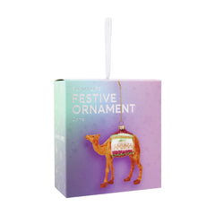 Festive Ornament | Camel