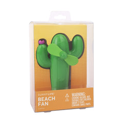 Beach Fan | Cactus