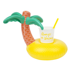 Inflatable Drink Holder | Tropical Island