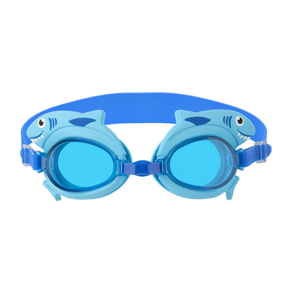 Sunnylife | Shaped Swimming Goggles 3-9 | Shark
