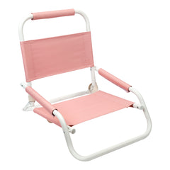 Beach Chair | Peachy Pink