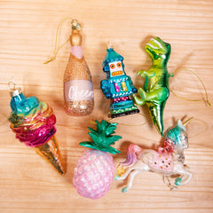 Festive Ornament | Ice Cream