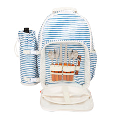 Picnic Cooler Backpack | Nouveau Bleu