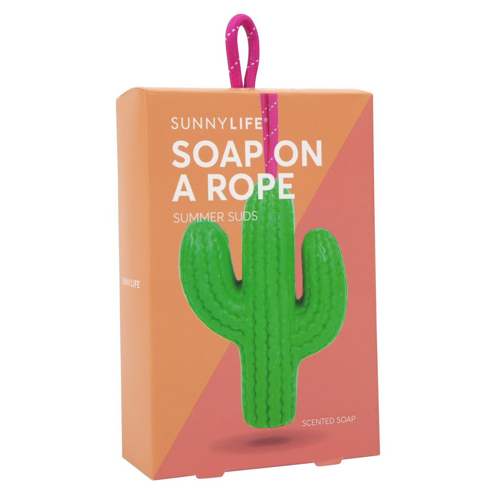 Soap on a Rope | Cactus