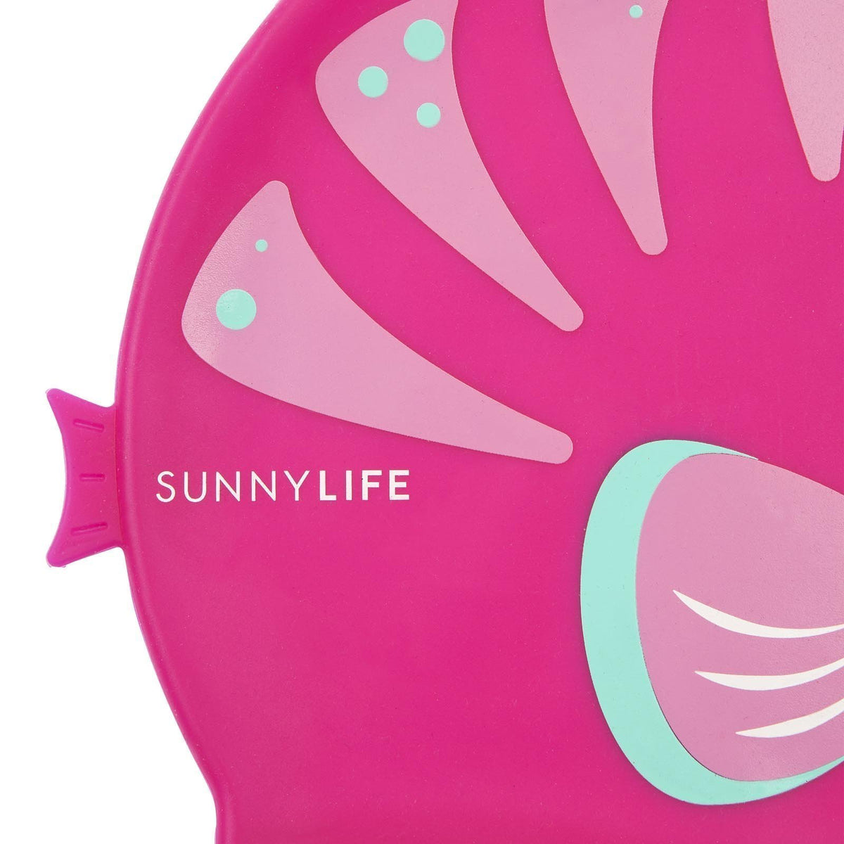 Sunnylife | Swimming Cap 3-9 | Pink Fish | Sunnykids