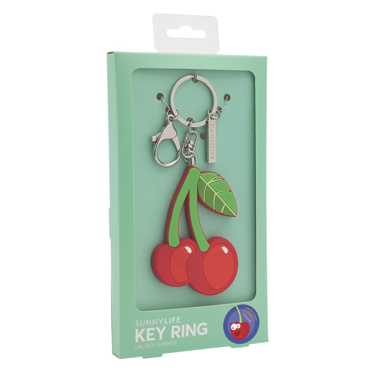 Key Ring | Cherry